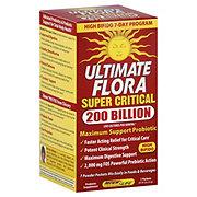 ReNew Life Renew Lif Ultimate Flora Super Critical 200 Billion