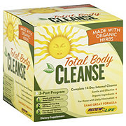 Renew Life Total Body Cleanse Kit