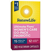 Renew Life Ultimate Flora RTS Women's Probiotic Vegetable Capsules