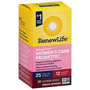 Renew Life Ultimate Flora Women's Care Probiotic Vegetarian Capsules