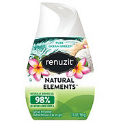 Renuzit Natural Elements Pure Ocean Breeze Gel Air Freshener