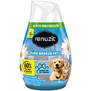 Renuzit Pure Breeze Super Odor Killer Gel Air Freshener