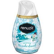 Renuzit Scent Swirls Whipped Vanilla Toffee Chestnut Gel Air Freshener