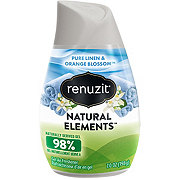 Renuzit Sensitive Scents Pure Linen & Orange Blossom Gel Air Freshener