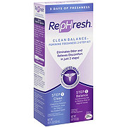 RepHresh Clean Balance Kit