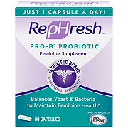 RepHresh Pro B Feminine Supplement
