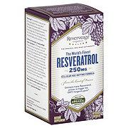 Reserveage Organics Reservatrol 250MG