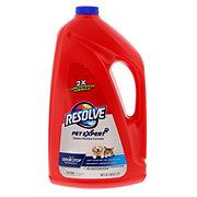 Resolve Pet Large Area Carpet Cleaner Machine Solution