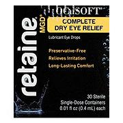 Retaine OcuSoft Complete Dry Eye Relief