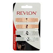 Revlon Accessories Metal Hinge Small Barrettes