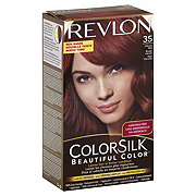 Revlon ColorSilk 35 Vibrant Red Permanent Color