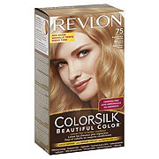Revlon ColorSilk 75 Warm Golden Blonde Permanent Color