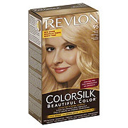 Revlon ColorSilk 95 Light Sun Blonde Permanent Color