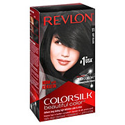 Revlon Colorsilk Beautiful Color 11 Soft Black