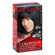 Revlon Colorsilk Beautiful Color 12 Natural Blue Black