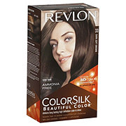 Revlon Colorsilk Beautiful Color 33 Dark Soft Brown