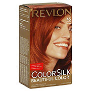 Revlon Colorsilk Beautiful Color 45 Bright Auburn