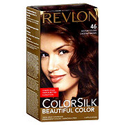 Revlon Colorsilk Beautiful Color 46 Medium Golden Chestnut Brown