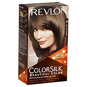 Revlon Colorsilk Beautiful Color 50 Light Ash Brown
