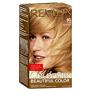 Revlon Colorsilk Beautiful Color 80 Light Ash Blonde