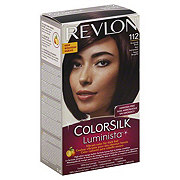 Revlon ColorSilk Luminista 112 Burgundy Black Permanent Color