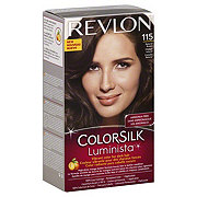 Revlon ColorSilk Luminista 115 Natural Brown Permanent Color