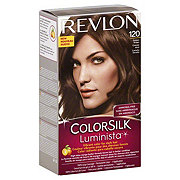 Revlon ColorSilk Luminista 120 Golden Brown Permanent Color