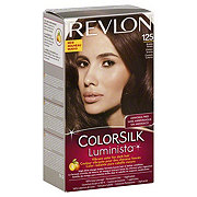 Revlon ColorSilk Luminista 125 Bronze Brown Permanent Color