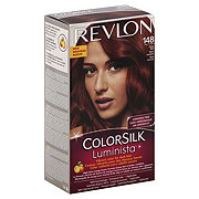Revlon ColorSilk Luminista 148 Deep Red Permanent Color