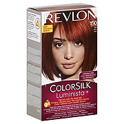 Revlon ColorSilk Luminista 150 Red Permanent Color