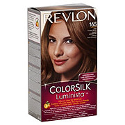 Revlon Colorsilk Luminista 165 Light Caramel Brown Permanent Color