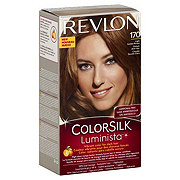 Revlon ColorSilk Luminista 170 Light Golden Brown Permanent Color
