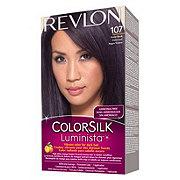 Revlon Colorsilk Luminista  Violet Black Permanent Color 107