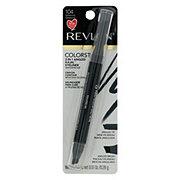 Revlon ColorStay 2-in-1 Angled Kajal, Graphite