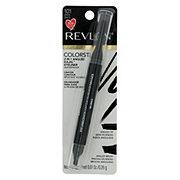 Revlon ColorStay 2-in-1 Angled Kajal, Onyx