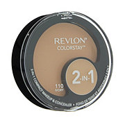 Revlon Colorstay 2-In-1 Compact Makeup & Concealer, Ivory