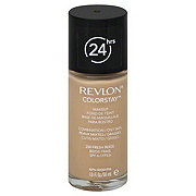 Revlon Colorstay Makeup Foundation Combo/Oily, Fresh Beige