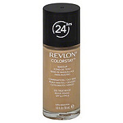 Revlon Colorstay Makeup Foundation Combo/Oily, True Beige