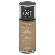 Revlon Colorstay Makeup Foundation Normal/Dry, Natural Beige