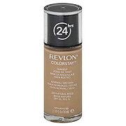 Revlon Colorstay Makeup Foundation Normal/Dry, Natural Beige