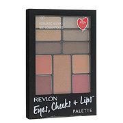 Revlon Eye, Cheek, & Lip Pallette, Romantic Nudes