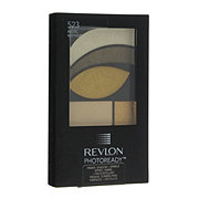 Revlon Photready Primer, Shadow + Sparkle Eye Shadow Compact, Rustic