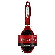 Revlon Signature Series Red Mini Cushion Brush