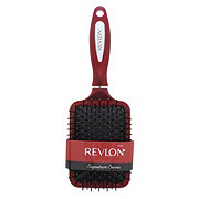 Revlon Soft Touch Cushion Paddle Hairbrush - Colors May Vary