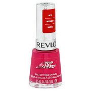 Revlon Top Speed Fast Dry Nail Enamel Bubble