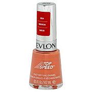 Revlon Top Speed Fast Dry Nail Enamel Peachy