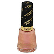 Revlon Transforming Effects Effects Nail Top Coat, Pink Glaze