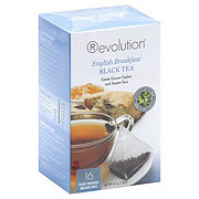Revolution English Breakfast Black Tea Bags