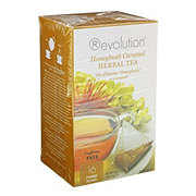 Revolution Honeybush Caramel Herbal Tea Bags