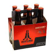 Revolver Blood & Honey American Wheat Ale Beer 12 oz  Bottles